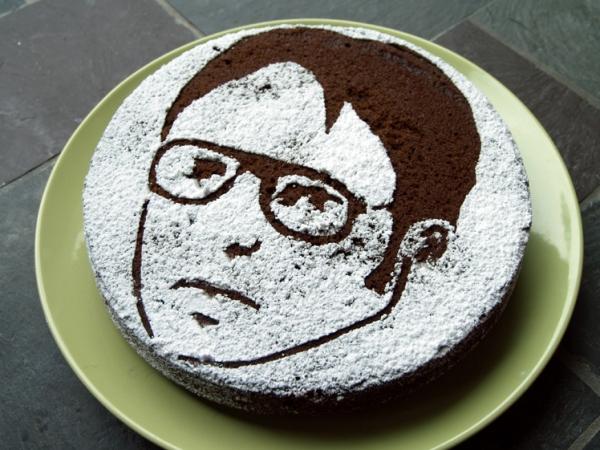 Schrute cake